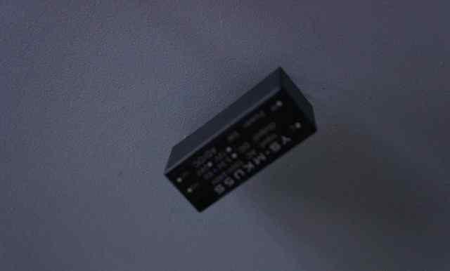 AC/DC 220v 5v 500ma блок питания на плату