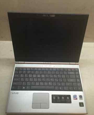 Ноутбук Sony Vaio VGN-SZ7RMN