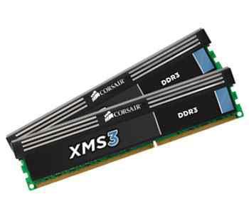 Оперативная память corsair XMS3 CMX8GX3M2A2000C9