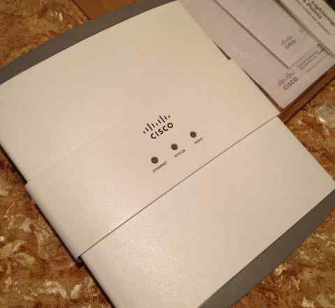Точка доступа Cisco AIR-LAP1250