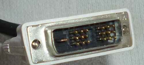 Мониторный кабель DVI