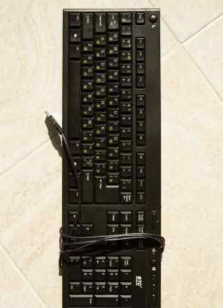 Клавиатура BTC (б/у)