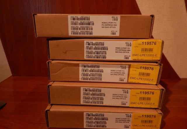 Сетевой адаптер EMC LPE 12002 E