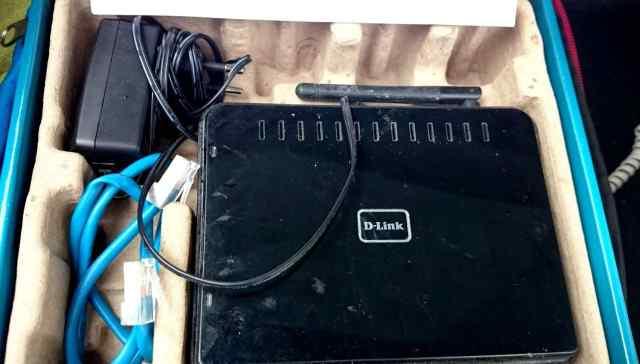Роутер D-Link DIR 300