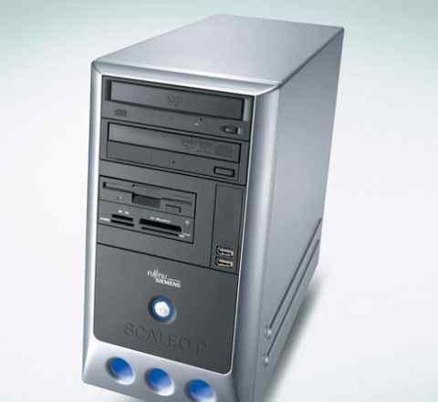 Компьютер Fujitsu-Siemens Scaleo P Intel Pentium D