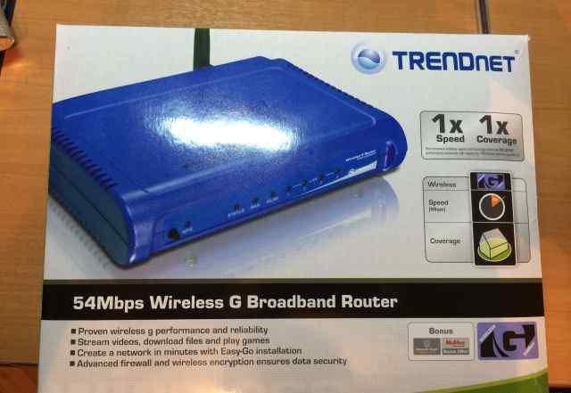 Trendnet TEW-432BRP