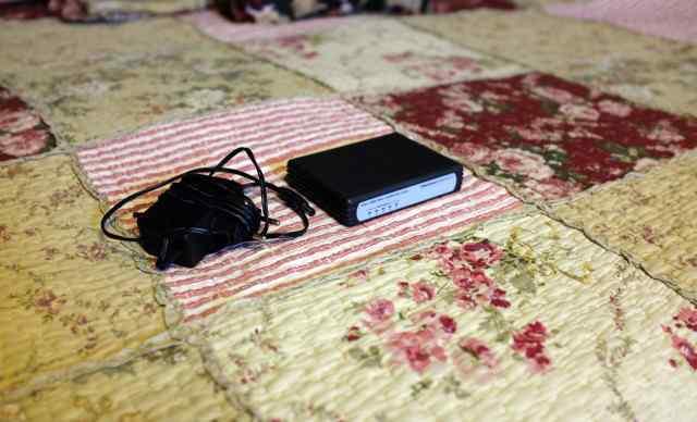 Гигабитный коммутатор HP/3Com на 5 портов