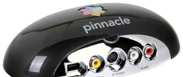 Видеозахват Pinnacle Studio MovieBox Ultimate v12