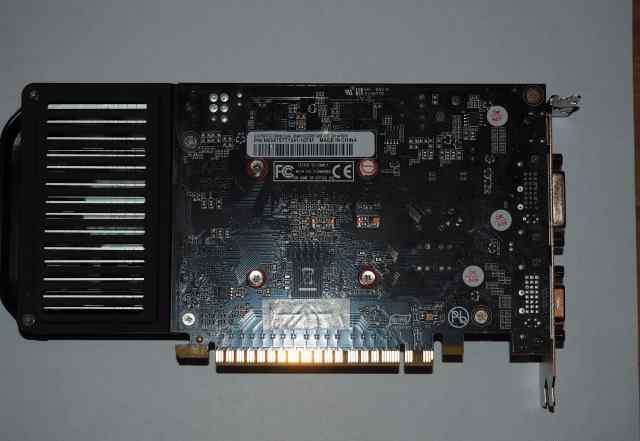 Palit GeForce GTX 750 Ti 1202Mhz PCI-E 3.0 2048Mb