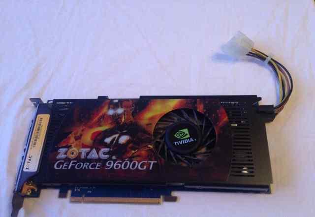Видеокарта GF 9600GT
