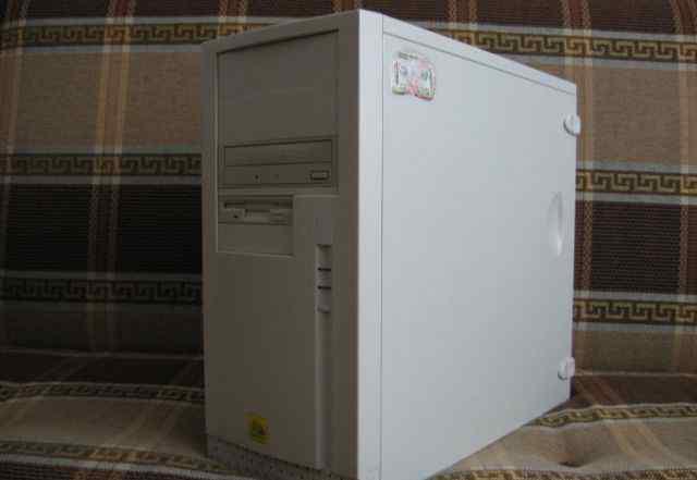 Системный блок Intel 2800mhz, GeForce7100GS DVD-RW