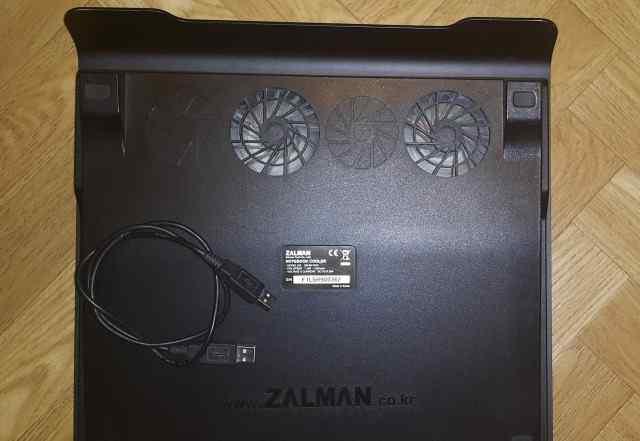 Охлаждающая подставка под ноутбук Zalman ZM-NC1000