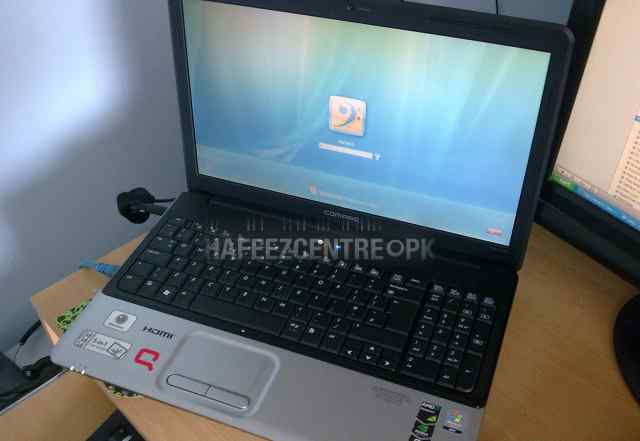 compaq cq60 notebook pc