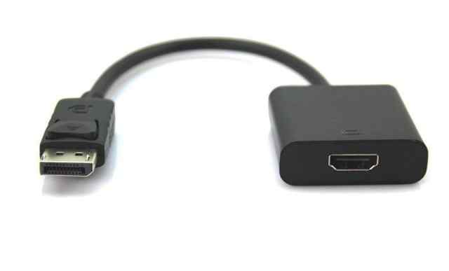 Адаптер/кабель DisplayPort Male to hdmi