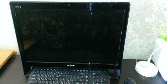 Моноблок Sony vaio VPC-J21S1R