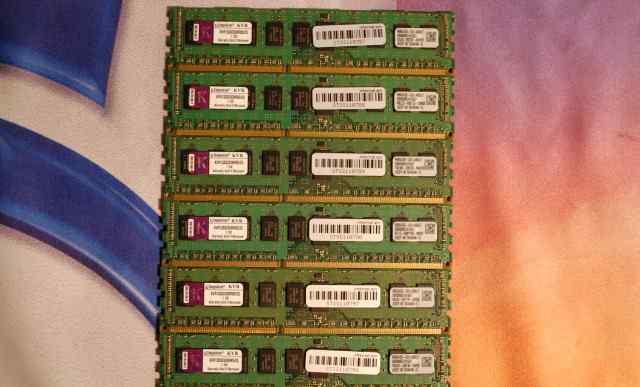 Память Kingston KVR1333D3D8R9S/2G ECC REG DDR-III