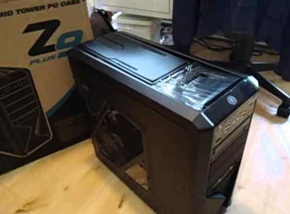 Игровой системник на core i7 2600K, 290x, SSD, 16