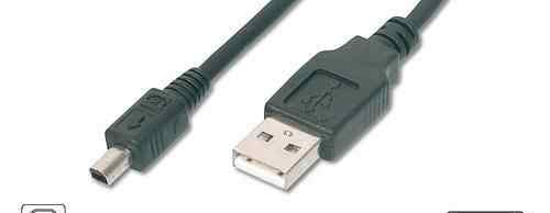 Новые кабели mini-USB 4-pin