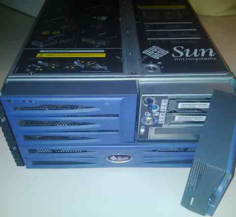 Сервер Sun Fire V490