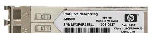 Модуль HP ProCurve Gigabit-SX-LC Mini-gbic J4858C