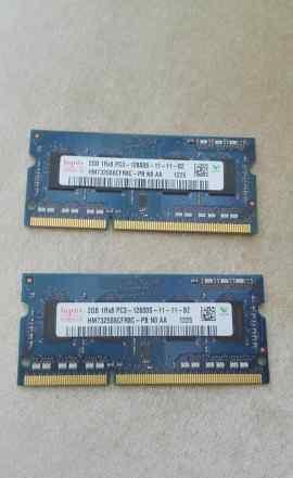 Sodimm Hynix DDR3 2x 2Gb 1600 Mhz