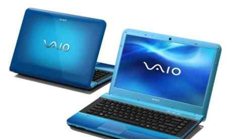 ноутбук Sony vaio vpcea1S1R/L (бирюзовый)