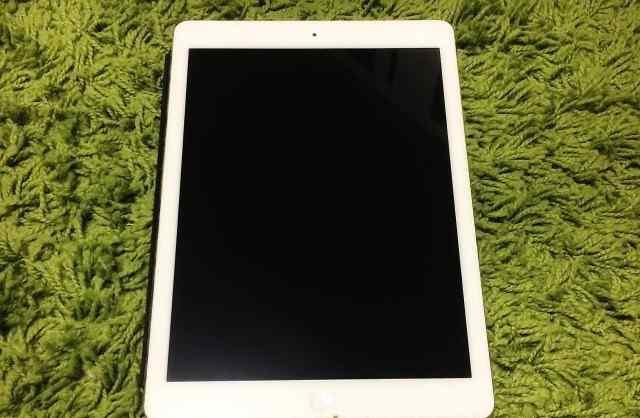 iPad Air 32gb wi-fi+ cellular 4g