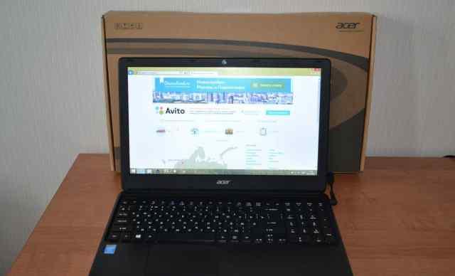 Новый ноутбук Acer 510