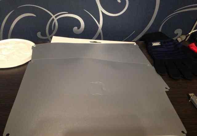 Пленка для MacBook Pro retina 13 в цвет корпуса