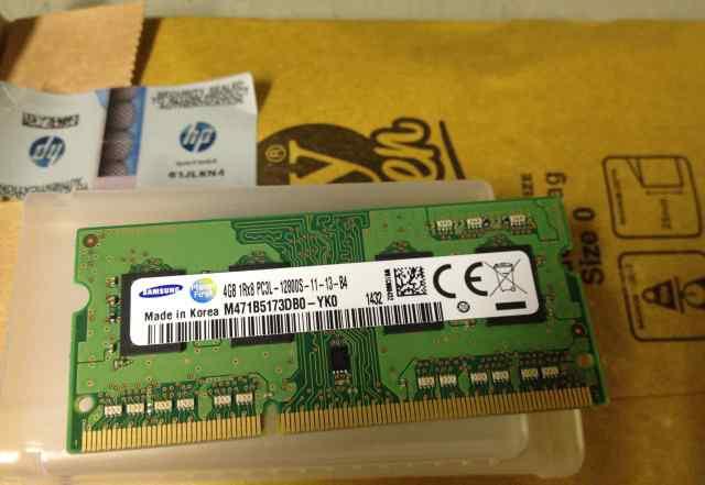 Оперативная память 4Gb Samsung M471B5173DB0-YK000