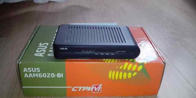 Adsl-модем Asus AAM6020-BI