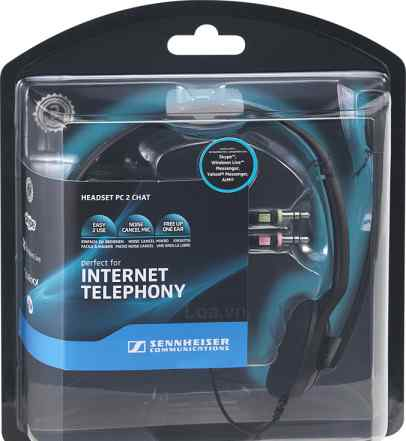 Проводная гарнитура Sennheiser PC 2 chat