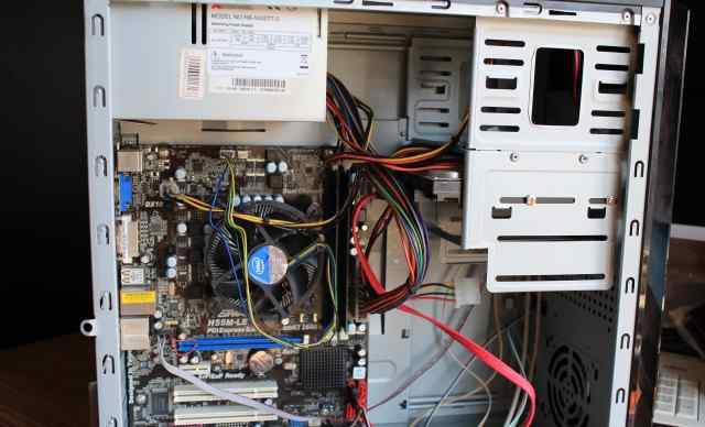 Компьютер с Core i3-540 3.07 GHz, Socket LGA1156