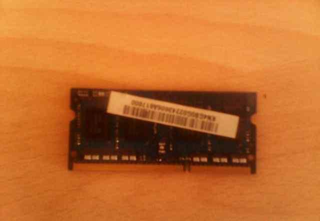 Hunix(оперативка для ноута DDR3) торг