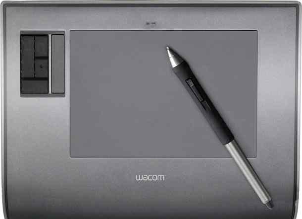 Графический планшет Wacom Intuos3 PTZ-431W
