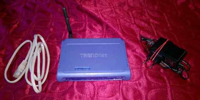 Wi-fi Роутер TP-Link TEW 432 BRP