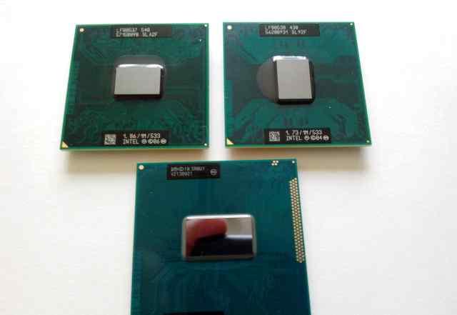 Оперативная память Процессор