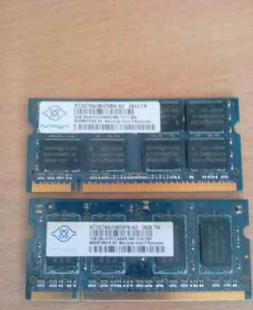 Оперативная память DDR2 PC6400