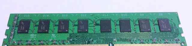 Озу DDR3 4Gb 1333 мгц