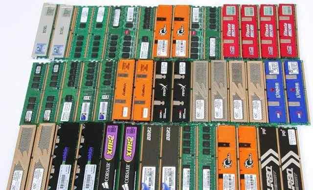 DDR2 2gb много