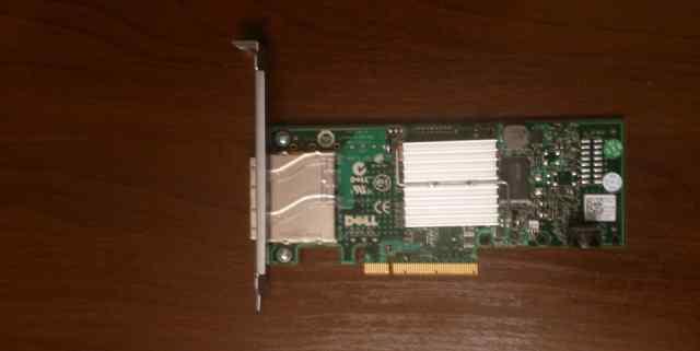 HBA-адаптер Dell SAS Controller 6 GB External