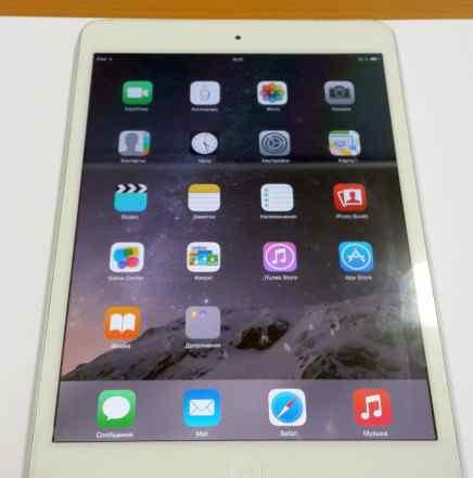 iPad mini /16 gb/Wi-Fi/model A1432/Silver