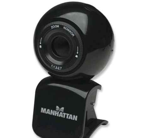 Веб - камера Manhattan HD 760 Pro