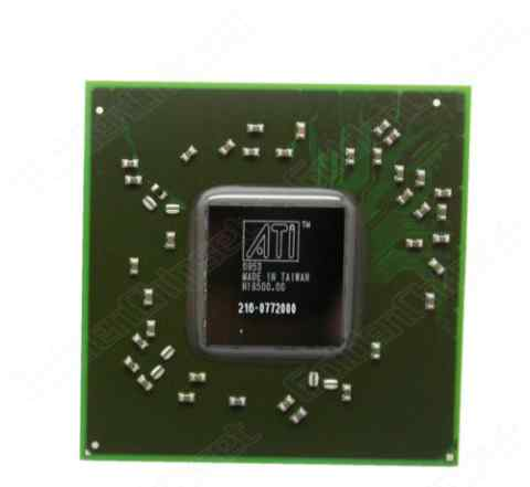 ATI GPU 216-0772000 BGA Chipset Chip for Mobility