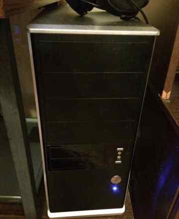 Системный блок AMD Phenom II x4 6gb