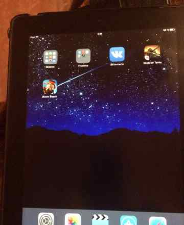 Apple iPad 4 32Gb Wi-Fi + Cellular обмен