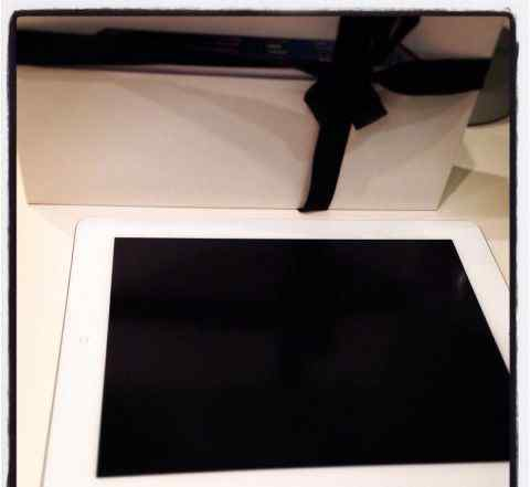 iPad Wi-Fi 16GB 4Gen