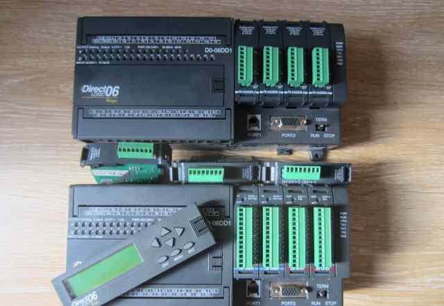 Контроллер direct logic 06 koyo