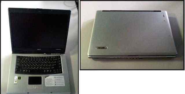 Ноутбук Acer, б/у не работающий