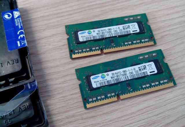 Память Samsung M471B5773EB0-CK0 - sodimm DDR3